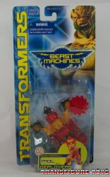 Transformers Beast Machines Mol