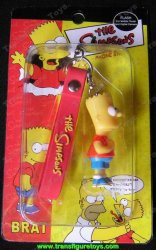 Phone Danglers The Simpsons Bart 3