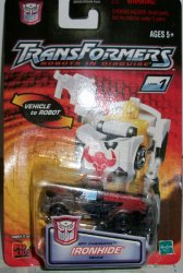 Robots in Disguise R.i.D Spychanger Ironhide