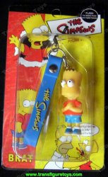 Phone Danglers The Simpsons Bart 1