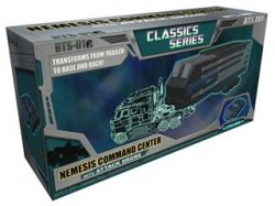 Transformers Trailer Nemesis Comand Center BTS-01B