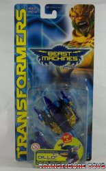 Transformers Beast Machines Oillo