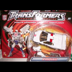 Robots in Disguise R.i.D Prowl Hasbro