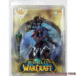 Sota Toys World of Warcraft - Jungle Troll Priest