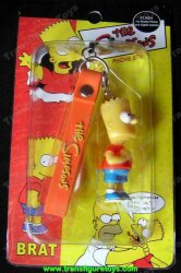 Phone Danglers The Simpsons Bart 2