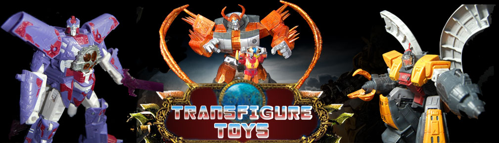 Transfigure Toys, Transformers, Anime & Movie Themes - Making collecting easy!